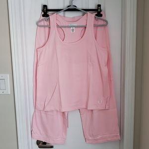 The Oprah Store EUC Cute Soft Pink Pajamas
